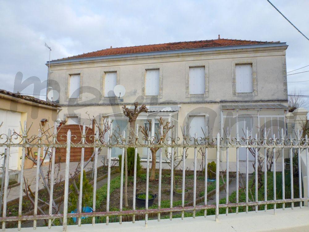 Girondine proche du centre bourg