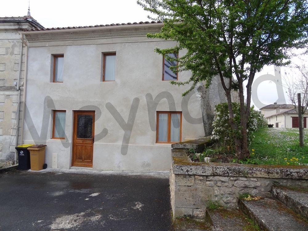 Jolie maison de Bourg